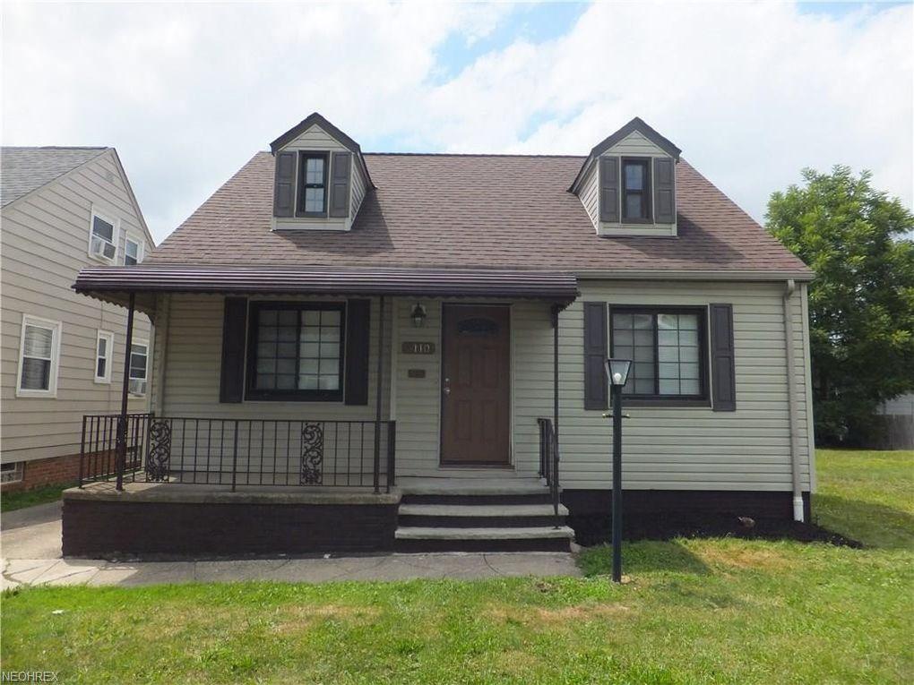 5110 Joseph St Maple Heights, OH 44137