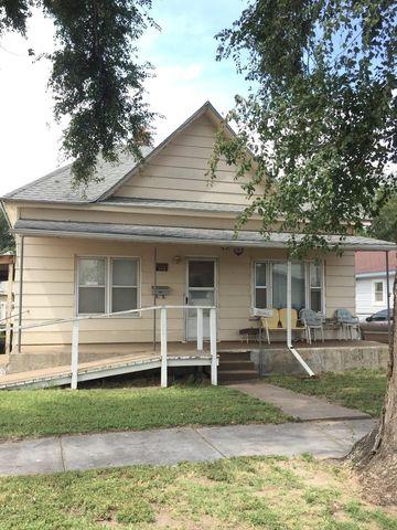 Delightful 105 N 4th St, Garden City, KS 67846. House For Sale