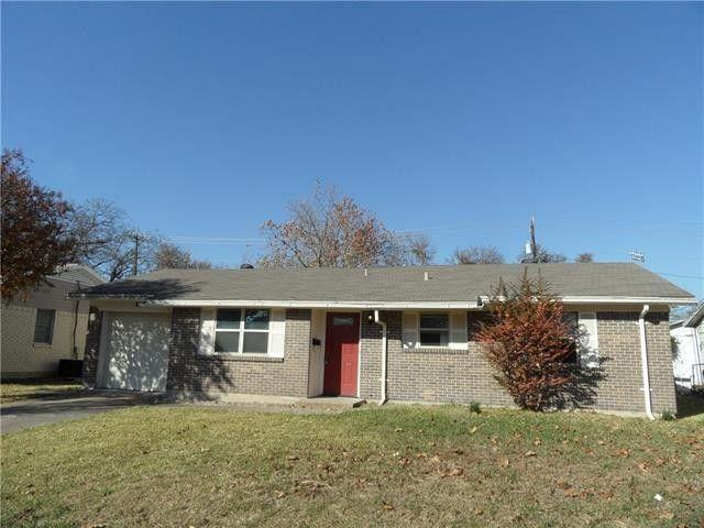 817 Rosewood Hills Dr Garland, TX 75040