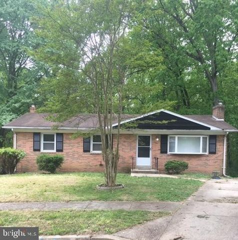 Photo of 707 Quarry Ave, Capitol Heights, MD 20743