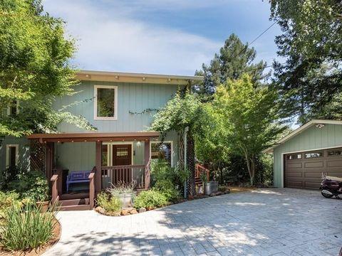 1050 Rebecca Dr, Boulder Creek, CA 95006