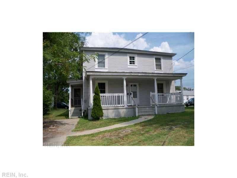 Suffolk City Va Property Records
