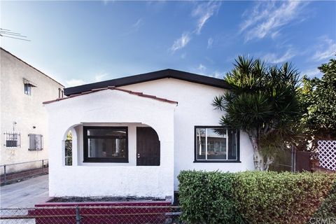 2249 Baltic Ave Long Beach Ca 90810 House For