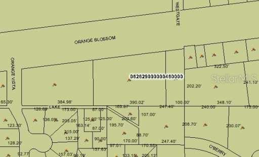 Map Of Kissimmee Florida.S Orange Blossom Trl Kissimmee Fl 34746 Land For Sale And Real