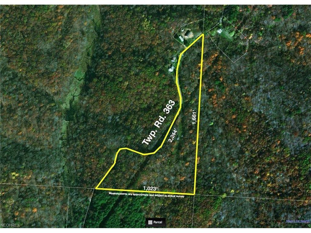 Woodsfield Ohio Map.44325 Township Road 363 Woodsfield Oh 43793 Realtor Com