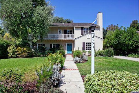 2091 Hill Ave, Altadena, CA 91001