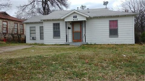 Photo of 4113 Avenue N, Fort Worth, TX 76105