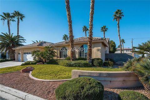 5965 Robert Hampton Rd, Las Vegas, NV 89120
