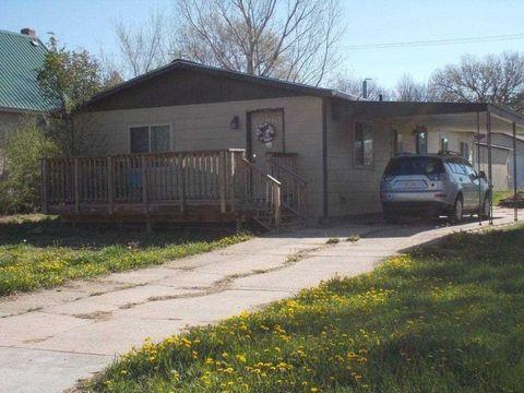 710 Howard Ave, Curtis, NE 69025