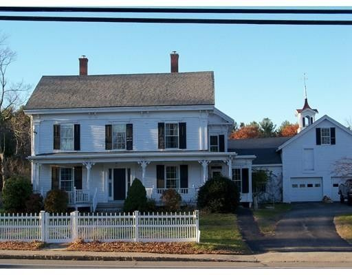 Homes For Sale Spencer Ma