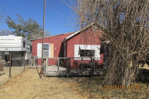 313 S Longwood Ave, Fritch, TX 79036