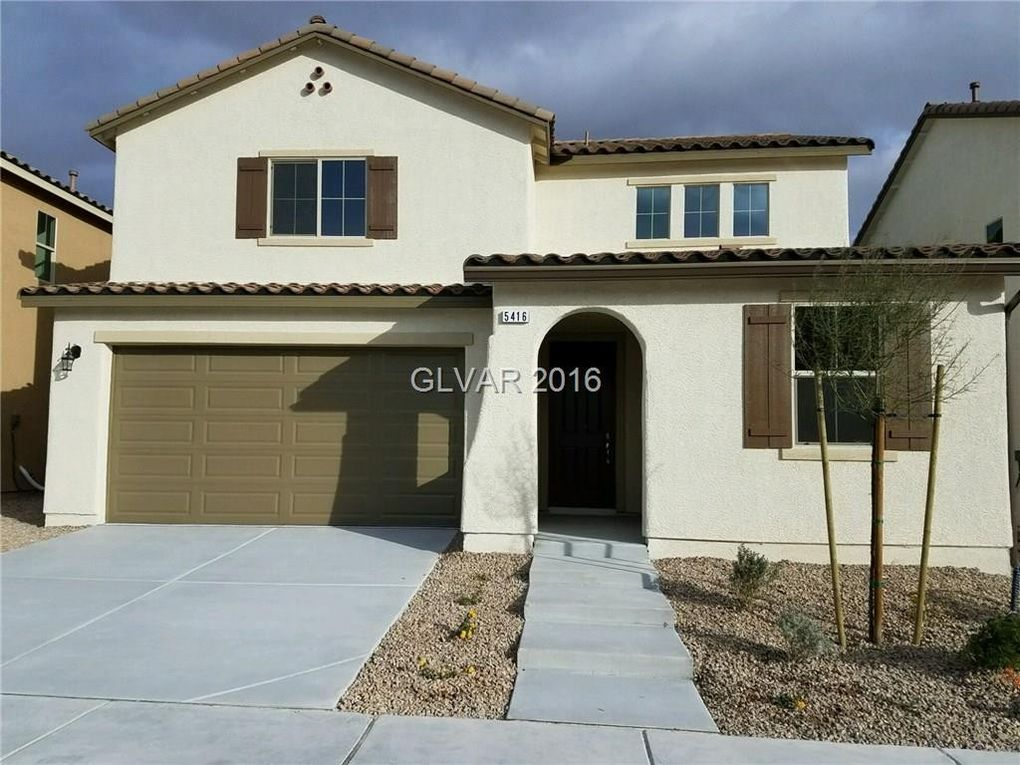 5416 Indigo Ridge St, North Las Vegas, NV 89031
