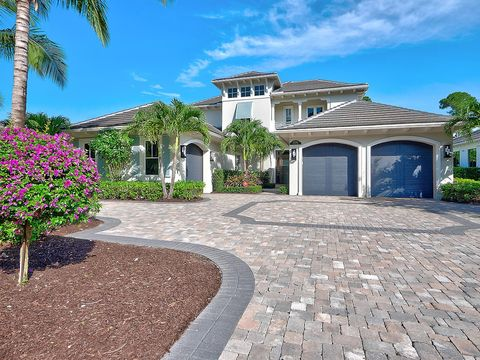 12141 Plantation Way, Palm Beach Gardens, FL 33418. House For Sale