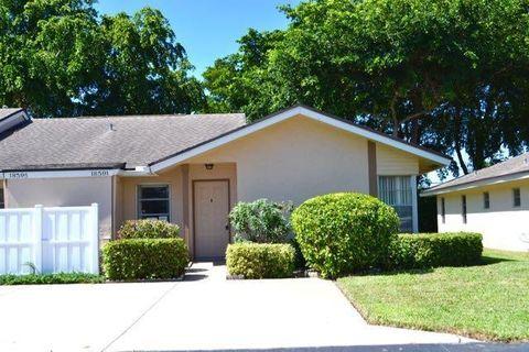 18591 Egret Way Unit D, Boca Raton, FL 33496