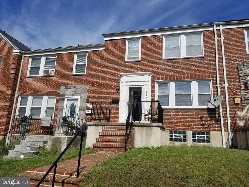 1522 fernley rd baltimore md 21218 home for rent