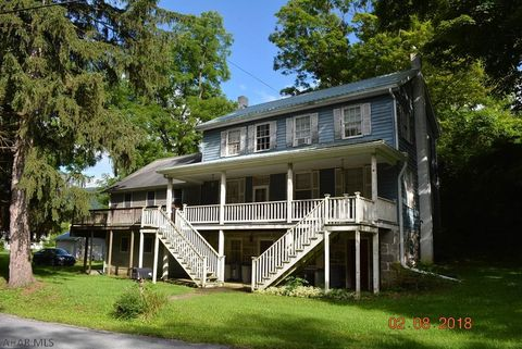 Photo of 1725 Lower Clover Creek Rd, Williamsburg, PA 16693