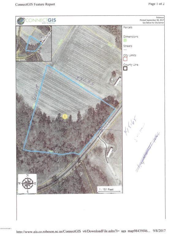 St Paul Nc Map.King Tuck Rd Saint Pauls Nc 28384 Realtor Com