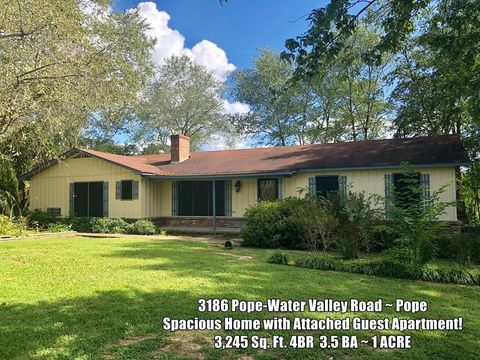 3186 Pope Water Valley Rd, Pope, MS 38658
