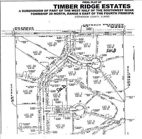 5482 N Timber Ridge Rd Lena Il 61048 Land For Sale And Real