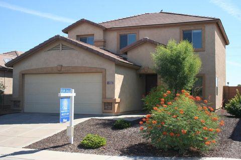 201 S Carter Ranch Rd, Coolidge, AZ 85128