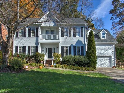 P O Of 5809 Bayleaf Ln Greensboro Nc 27455 House For Sale