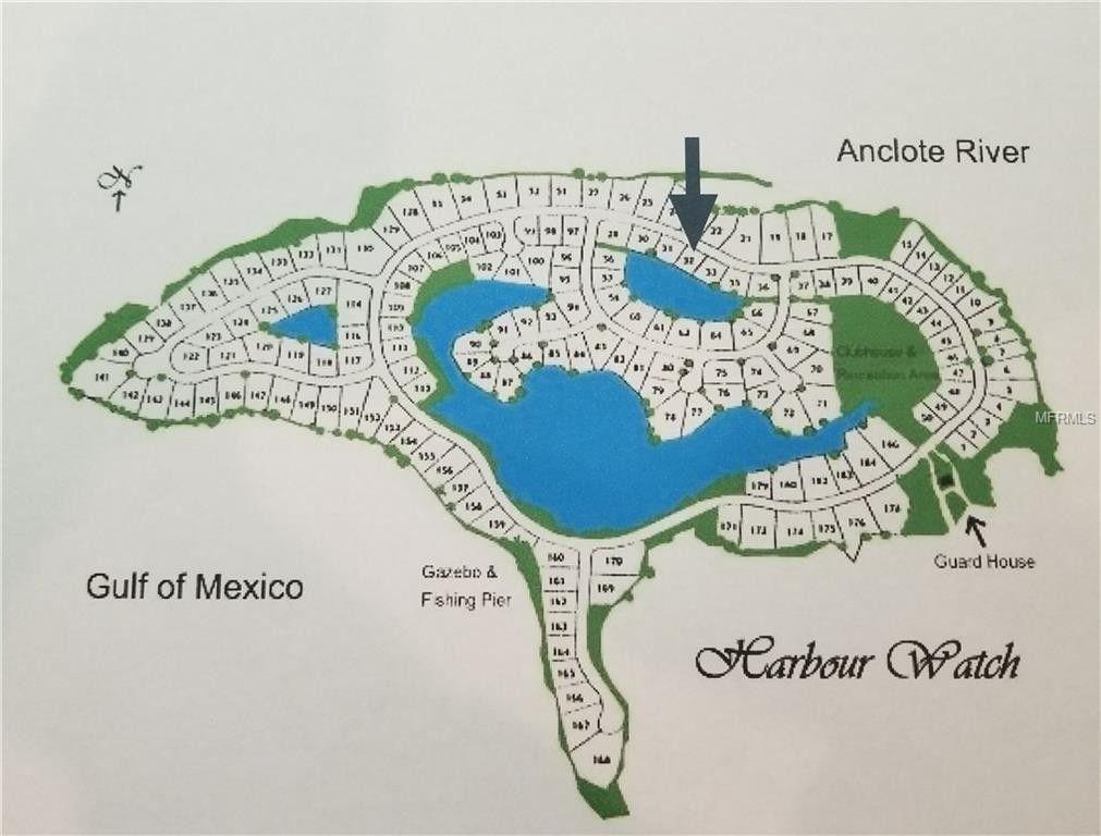 Tarpon Springs Florida Map.32 N Pointe Alexis Dr Tarpon Springs Fl 34689 Realtor Com