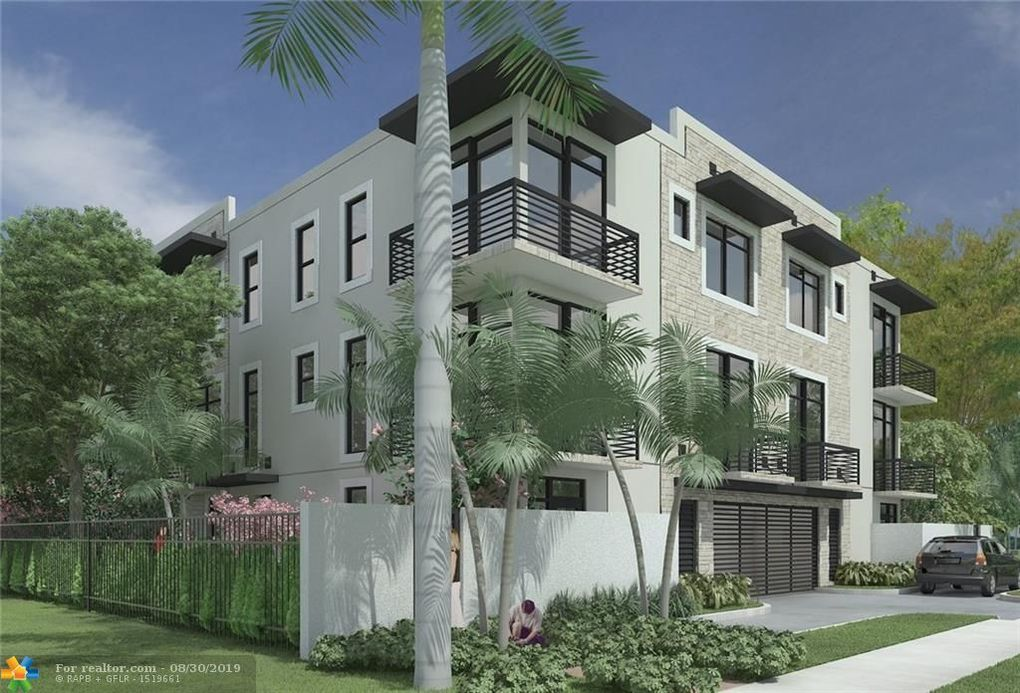 909 Ne 16th Ter Unit 4, Fort Lauderdale, FL 33304