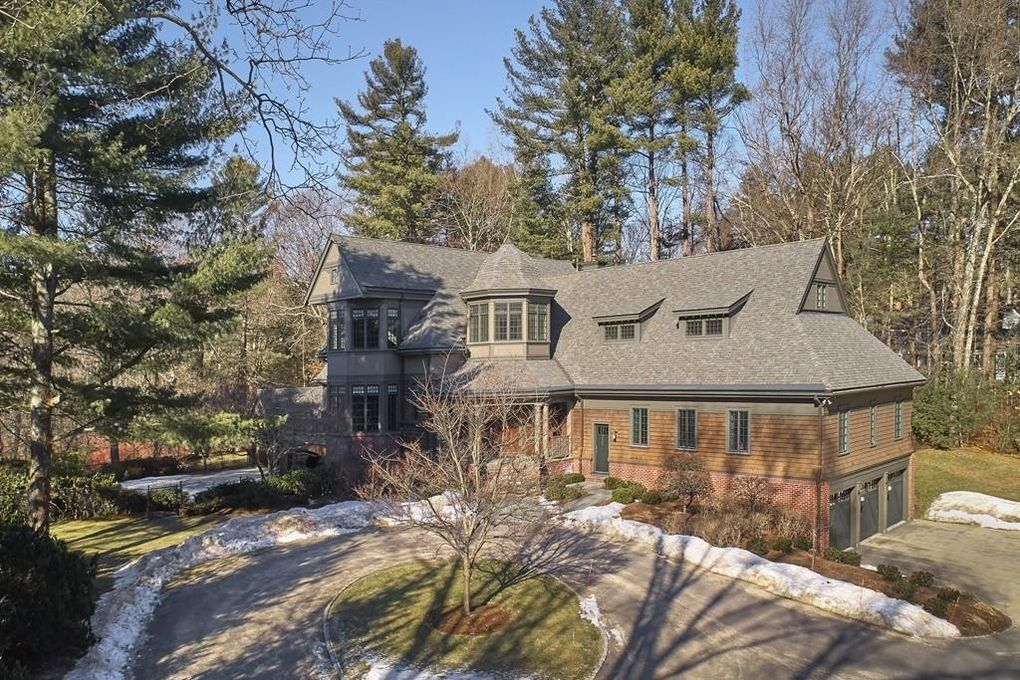 41 Stony Brook Rd Weston Ma 02493 Realtorcom