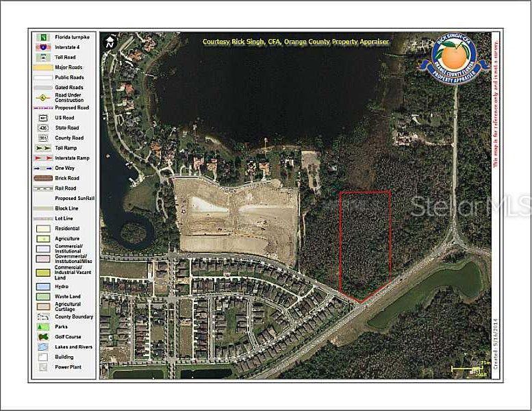 8090 summerlake park blvd winter garden fl 34787 land for sale and real estate listing for Land for sale in winter garden fl