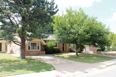2111 N Dogwood Ln, Pampa, TX 79065