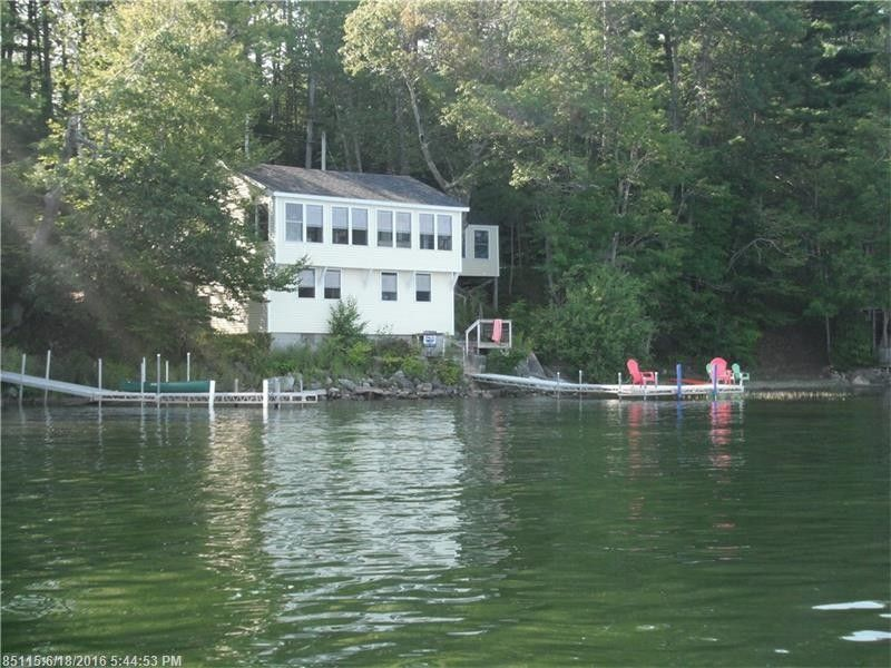 For Sale By Owner Maine Lake Homes