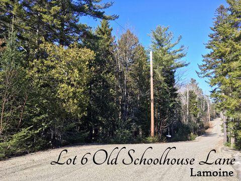 Photo of Old Schoolhouse Ln Lot 6, Lamoine, ME 04605