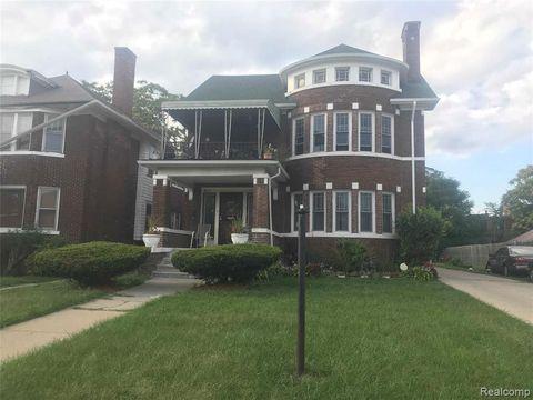 Photo of 1630 Virginia Park St, Detroit, MI 48206