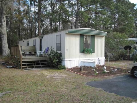 Murrells inlet sc mobile manufactured homes for sale for Zillow garden city sc