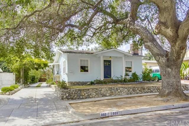 953 N Catalina Ave Pasadena, CA 91104