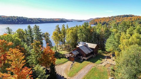 516 C Grindstone Bay Rd, Tupper Lake, NY 12986