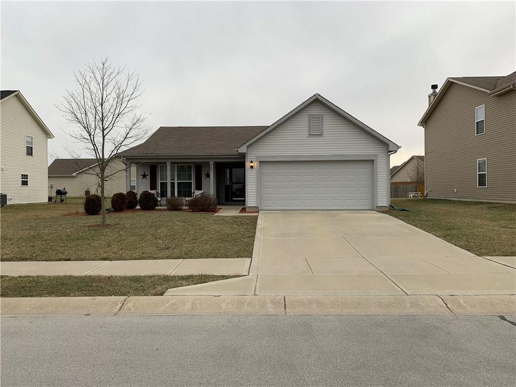 757 Mozart Dr Greenfield, IN 46140