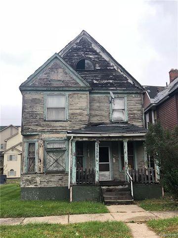 Photo of 3826 Wabash St, Detroit, MI 48208