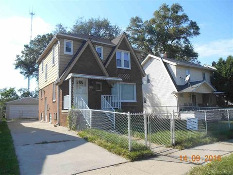 20841 Mendota Ave, Royal Oak Township, MI 48220