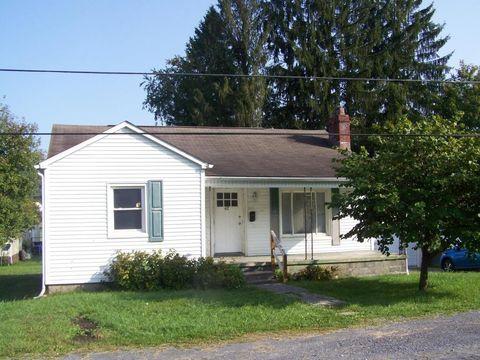 412 Hamilton St, Summersville, WV 26651