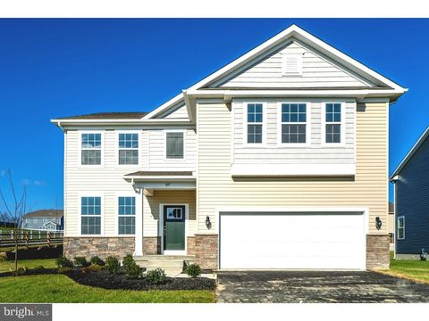 87 Tucker Dr Lot 23, Downingtown, PA 19335
