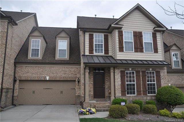Homes For Sale Christenbury Village Concord Nc
