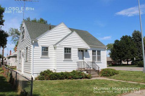 Photo of 1050 E 8th St, Fremont, NE 68025