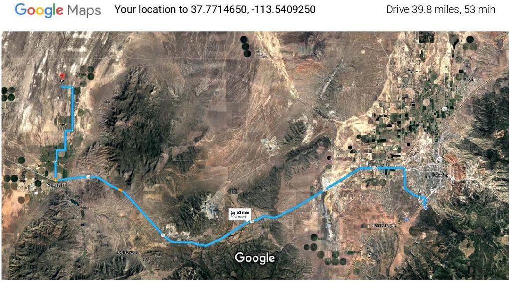 Beryl Utah Map.Lot 23 Block C Unit 1 Beryl Ut 84714 Land For Sale And Real