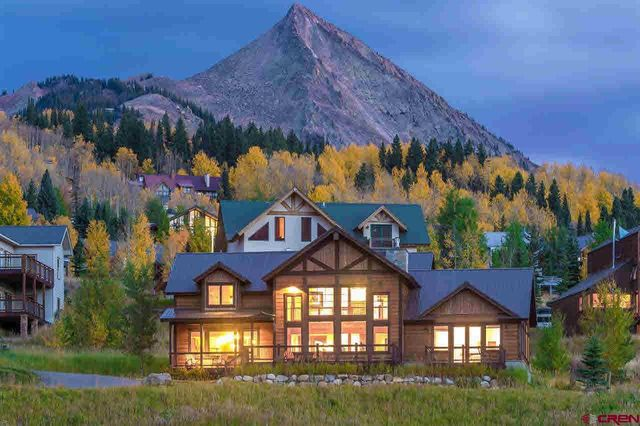 928 gothic rd crested butte co 81225 for Cabine vicino a crested butte co