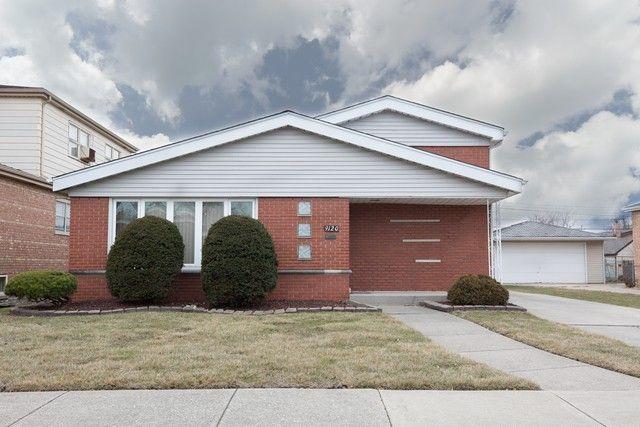 9120 Parkside Ave, Oak Lawn, IL 60453