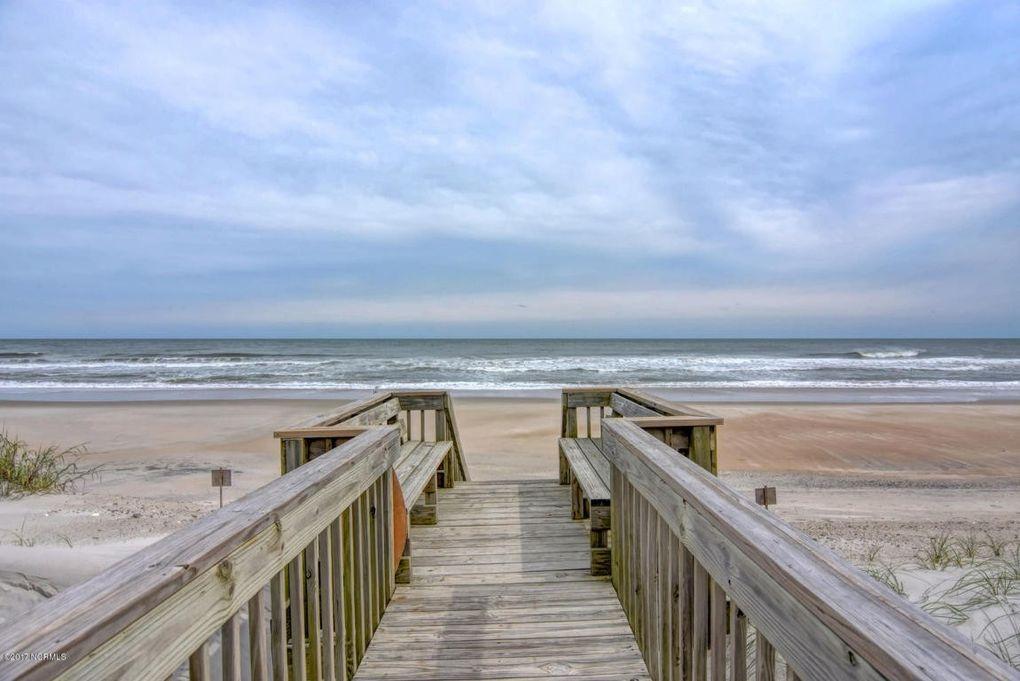 454 Ocean Dr N Topsail Beach Nc 28460