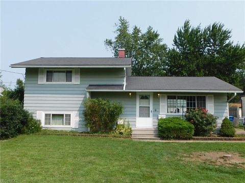823 West Dr, Sheffield Lake, OH 44054
