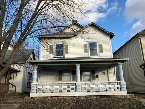 247 Eastern Ave, Indianapolis, IN 46201