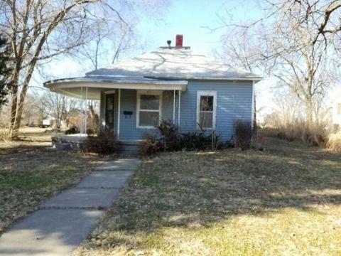 417 N Kansas Ave, Beloit, KS 67420